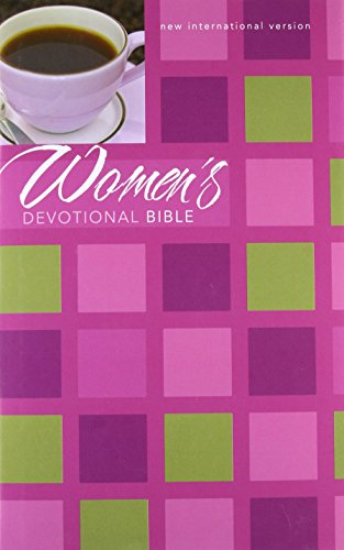 Niv, Women'S Devotional Bible, Hardcover
