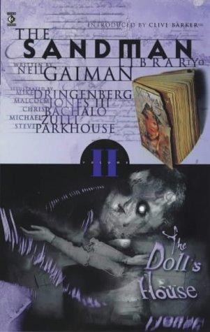 Sandman: The Doll'S House (Uk Edition) (Sandman, 2)