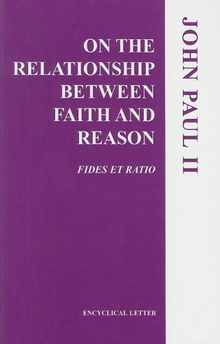 On The Relationship Between Faith And Reason