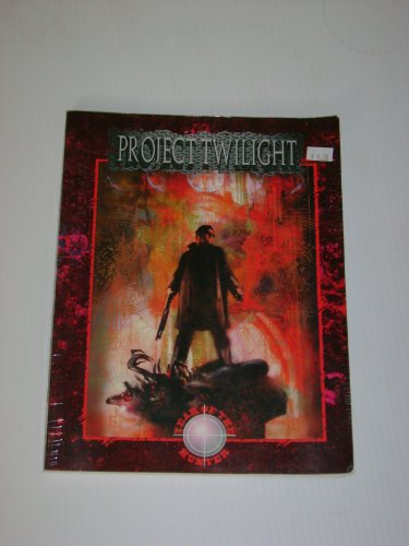 Project Twilight (Werewolf: The Apocalypse Roleplaying Game)