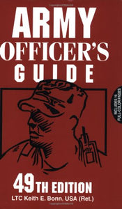 Army Officer'S Guide: 49Th Edition