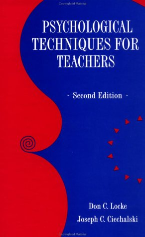 Psychological Techniques For Teachers