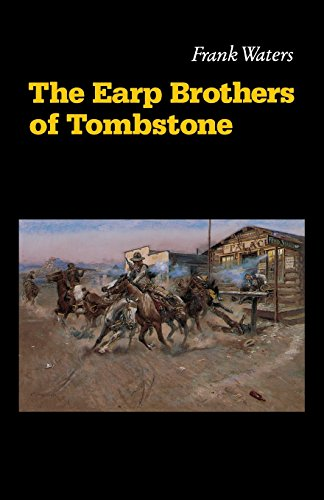 The Earp Brothers Of Tombstone: The Story Of Mrs. Virgil Earp
