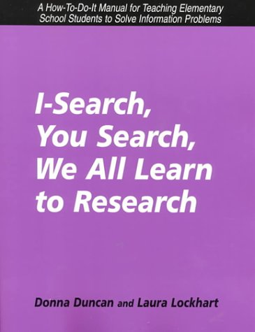 I-Search, You Search, We All Learn (Staple First Edition)