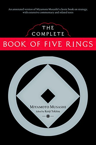 The Complete Book Of Five Rings
