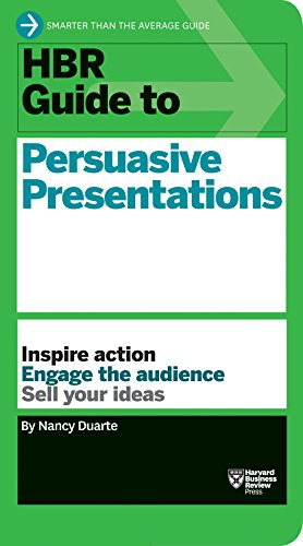Hbr Guide To Persuasive Presentations (Hbr Guide Series) (Harvard Business Review Guides)