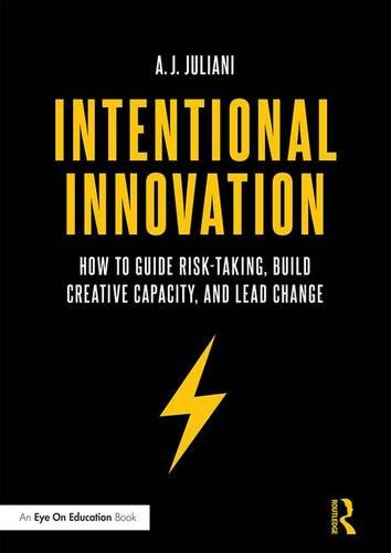 Intentional Innovation: How To Guide Risk-Taking, Build Creative Capacity, And Lead Change