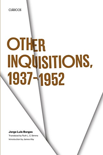 Other Inquisitions, 1937-1952 (Texas Pan American Series)