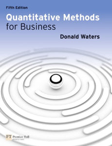 Quantitative Methods For Business (5Th Edition)