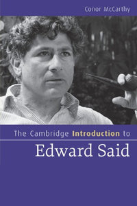 The Cambridge Introduction To Edward Said (Cambridge Introductions To Literature)