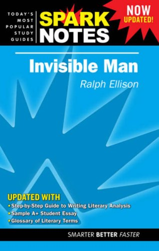 Spark Notes Invisible Man (Now Updated!)