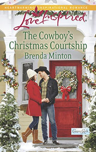The Cowboy'S Christmas Courtship (Cooper Creek)
