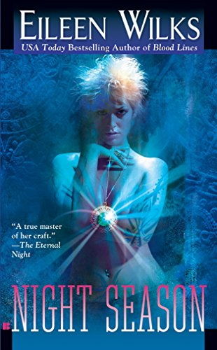 Night Season (The World Of The Lupi, Book 4)