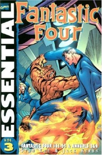 Essential Fantastic Four, Vol. 3 (Marvel Essentials)
