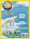 National Geographic Kids Mission: Polar Bear Rescue: All About Polar Bears And How To Save Them (Ng Kids Mission: Animal Rescue)