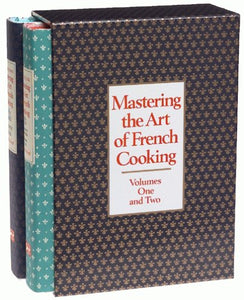 Mastering The Art Of French Cooking (2 Volumes)