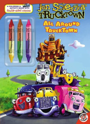 All Around Trucktown (Jon Scieszka'S Trucktown)