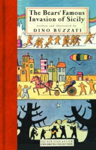 The Bears' Famous Invasion Of Sicily (New York Review Children'S Collection)