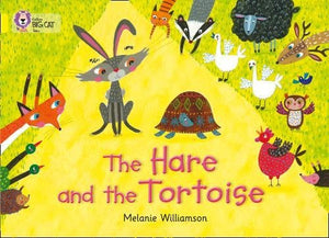 The Hare And The Tortoise (Collins Big Cat)