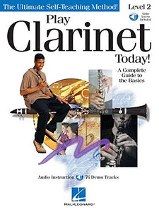 Play Clarinet Today!: Level 2 (Play Today Level 2)