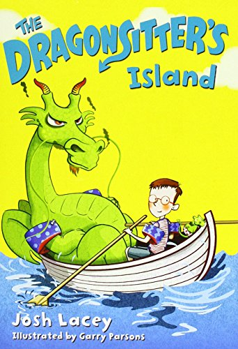 The Dragonsitter'S Island (The Dragonsitter Series)