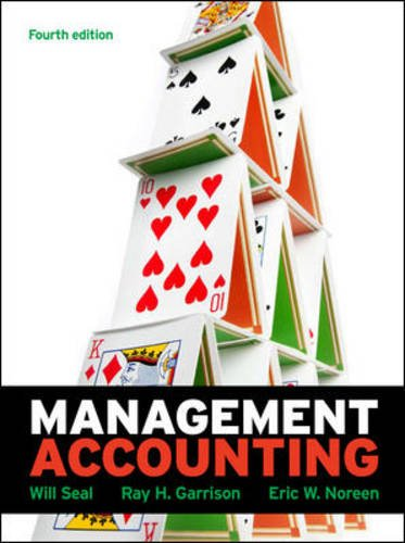 Management Accounting: With Connect Plus Card