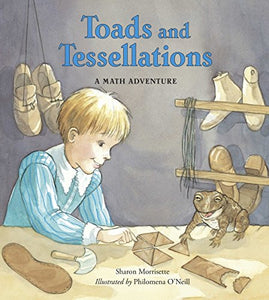 Toads And Tessellations (Charlesbridge Math Adventures)