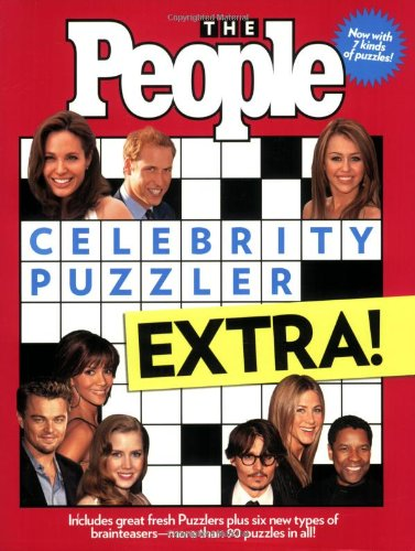 The People Celebrity Puzzler Extra!