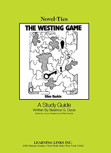Westing Game: Novel-Ties Study Guide