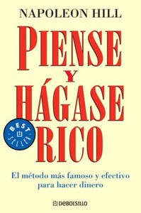 Piense Y Hgase Rico (Best Seller (Debolsillo)) (Spanish Edition)