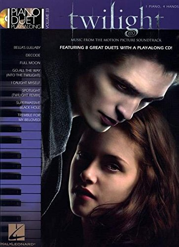 Twilight: Piano Duet Play-Along Volume 33