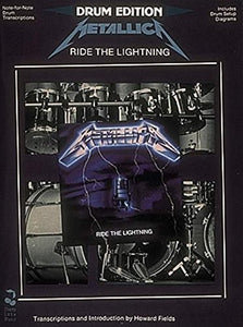 Metallica - Ride The Lightning: For Drums (Percussion)