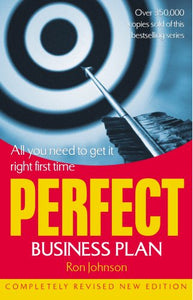 Perfect Business Plan [Paperback] By Johnson, Ron