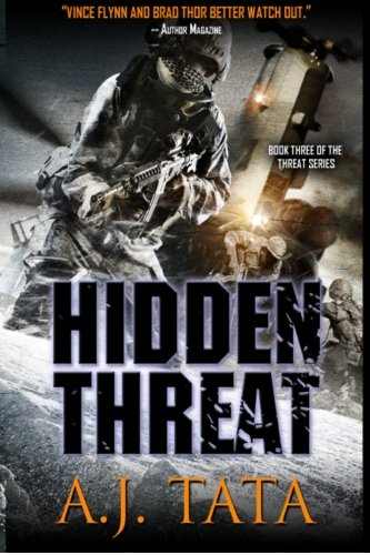 Hidden Threat (Threat Series) (Volume 3)