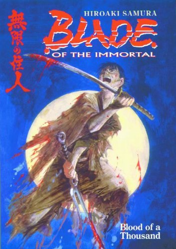 Blade Of The Immortal, Vol. 1: Blood Of A Thousand