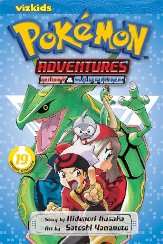 Pokmon Adventures, Vol. 19 (Pokemon)