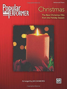 Popular Performer -- Christmas: The Best Christmas Hits From The Holiday Season (Popular Performer Series)