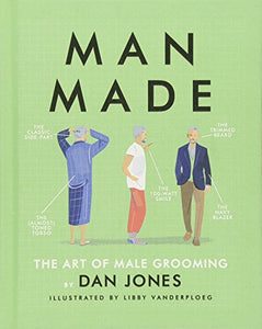 Man Made: The Art Of Male Grooming