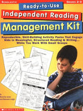 Ready-To-Use Independent Reading Management Kit (Grades 2-3)