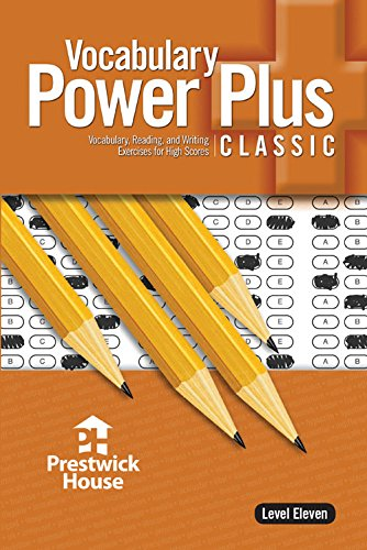 Vocabulary Power Plus Classic Level Eleven