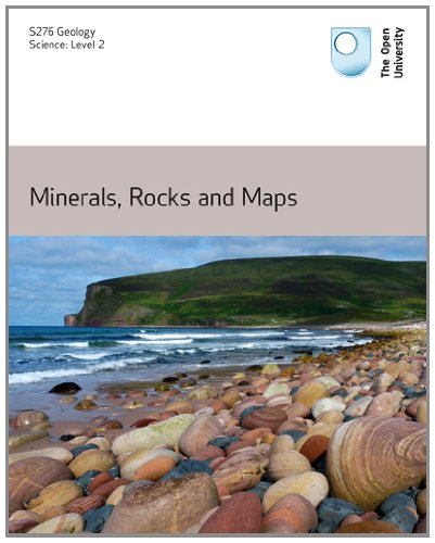 Minerals, Rocks And Maps