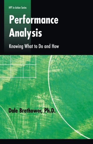 Performance Analysis: Knowing What To Do And How