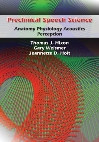 Preclinical Speech Science: Anatomy, Physiology, Acoustics, Perception