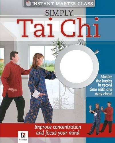 Instant Master Class Simply Tai Chi Book And Dvd (Pal)