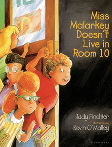 Miss Malarkey Doesn'T Live In Room 10