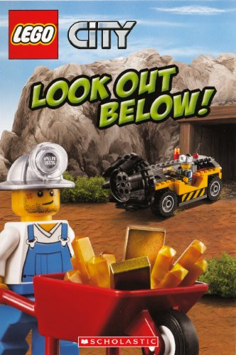 Look Out Below! (Turtleback School & Library Binding Edition) (Lego City)