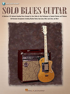Solo Blues Guitar (Guitar Collection)