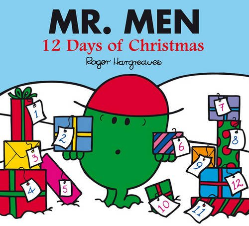 Mr. Men 12 Days Of Christmas (Mr. Men & Little Miss Celebrations)