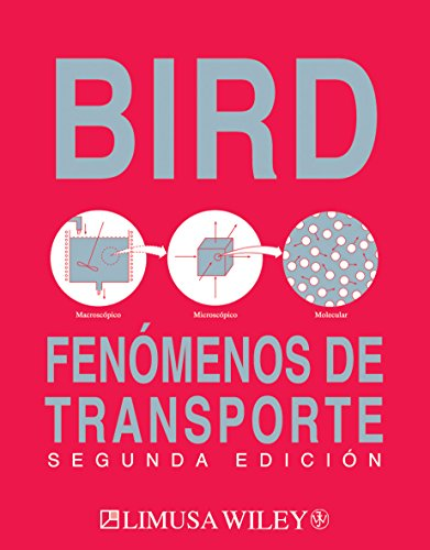 Fenomenos De Transporte/ Transport Phenomena (Spanish Edition)