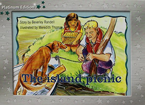 Rigby Pm Platinum Collection: Individual Student Edition Green (Levels 12-14) The Island Picnic